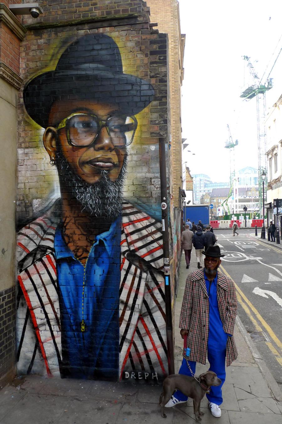Neequaye Dreph Street Art